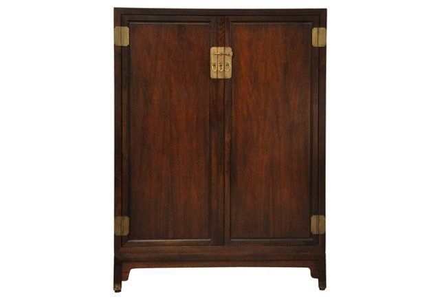 Baker Furniture Asian Chest w/ 6 Drawers