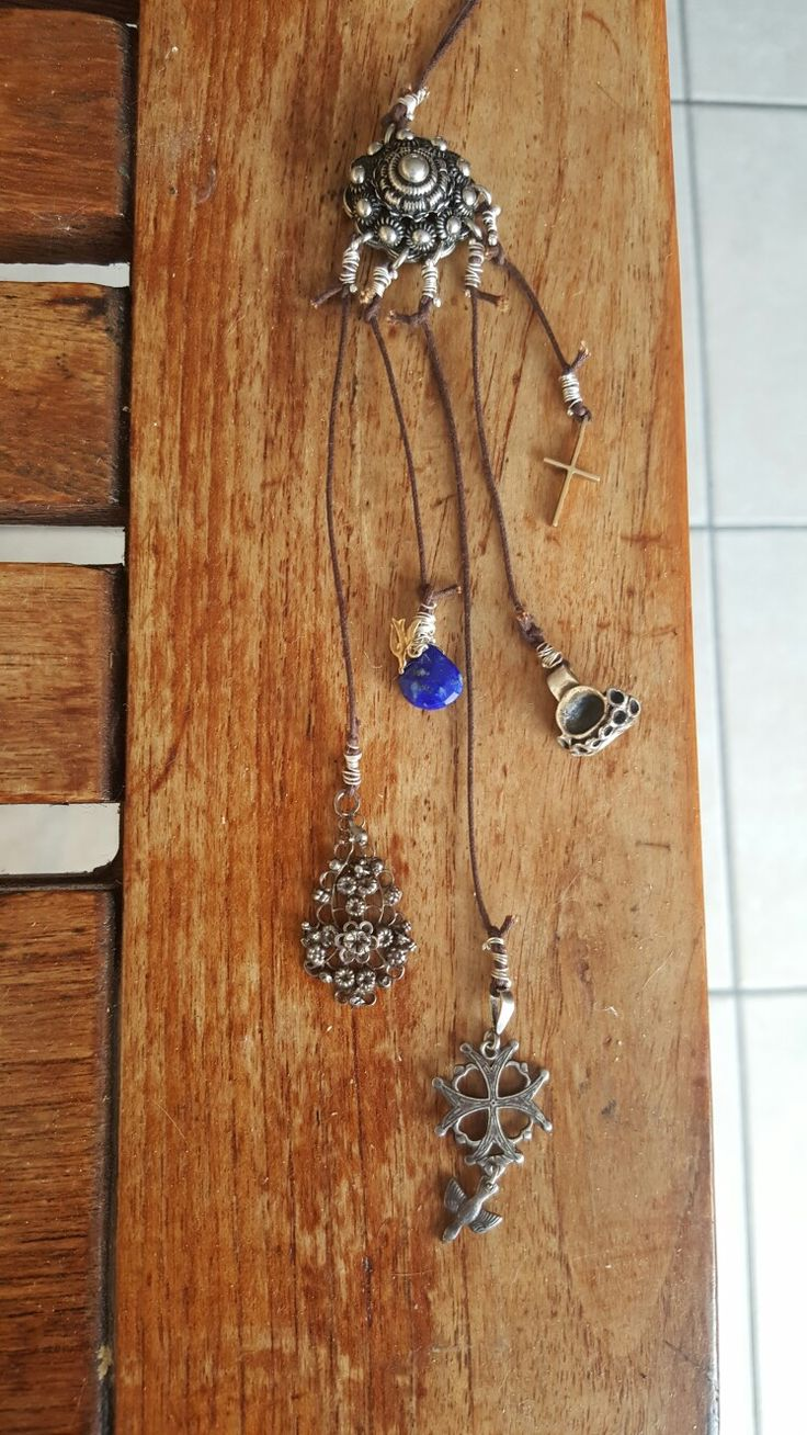 Memory necklace by Met passion design