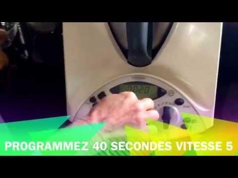 Madeleines rapides au Thermomix - YouTube