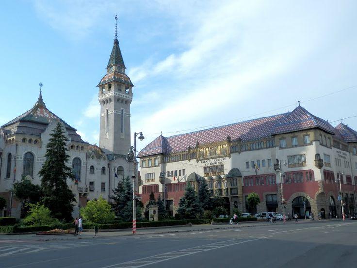 Targu Mures - Palatul Culturii