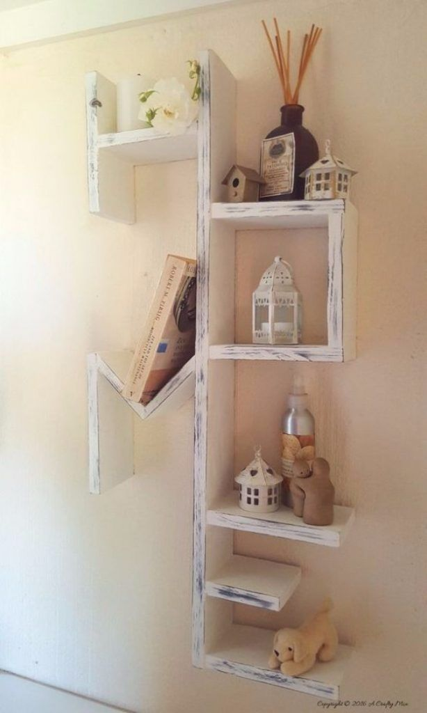 Best DIY Pallet Furniture Ideas - Love Home Shelf - Cool Pallet Tables, Sofas, End Tables, Coffee Table, Bookcases, Wine Rack, Beds and Shelves - Rustic Wooden Pallet Furniture Made Easy With Step by Step Tutorials - Quick DIY Projects and Crafts by DIY Joy http://diyjoy.com/best-diy-pallet-furniture-ideas