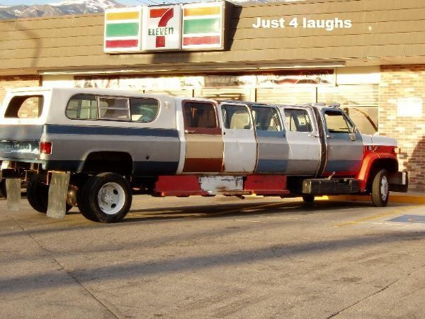 Country limo