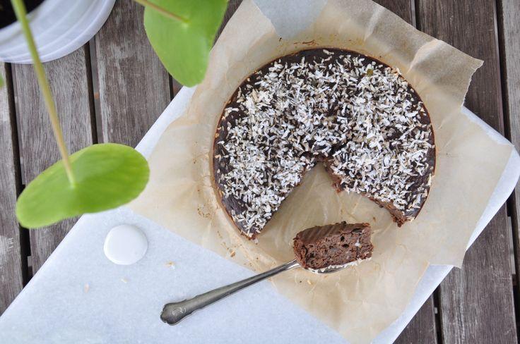 Hej på er! Idag är det tydligen kladdkakans dag. Vill ni testa göra en variant som är både nöt-, mjöl-, socker- och mejerifri kan ni testa denna variant. Basen är svarta bönor och avokado. Kakan bl…