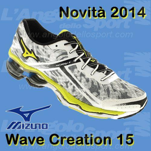 Novità #Mizuno Wave Creation 15 #running #corsa