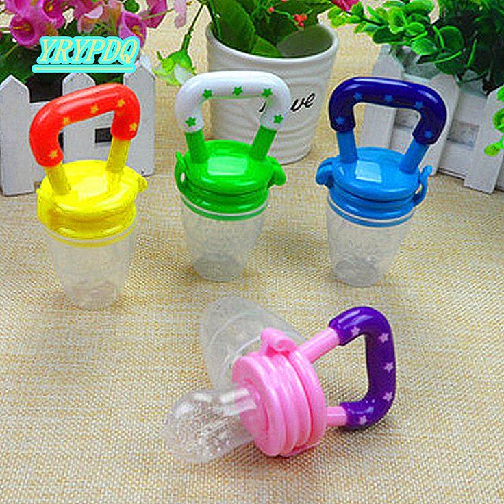 Bayi Nippler 1 Pcs Dot Bayi Segar Makanan Susu Feeder Nibbler Feeding Botol Aman Perlengkapan Bayi Puting Dot Dot klip