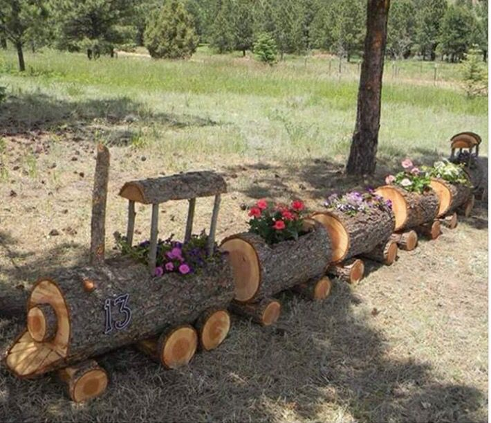 Not for my yard, but I do love this idea!