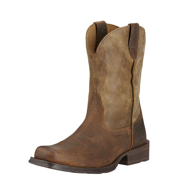 Rambler Western Boot. Bottes Western