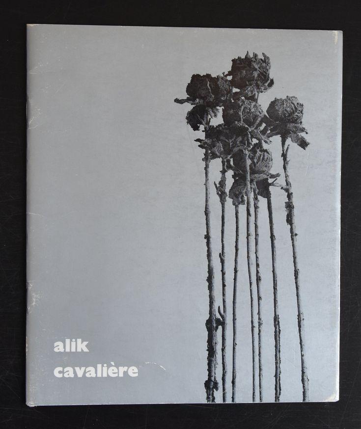 Haags Gemeentemuseum # ALIK CAVALIERE # 1967, ed. 100 + Litho/signed