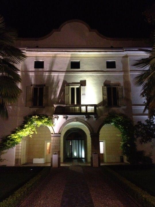 Villa Giavazzi nel Verdello, Lombardia