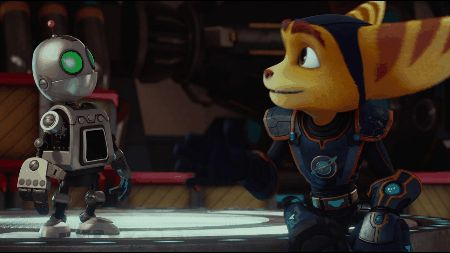 That's too much for me lol #ratchet #clank