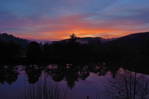 AccuWeather.com - Google+ - AccuFan #Weather Photo of the Day: Reedsport Oregon Sunrise