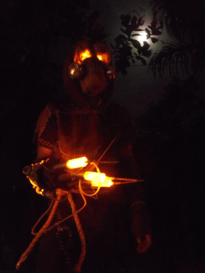 Scarecrow Cosplay (Espantalho Batman) by JNCosplayers.deviantart.com on @DeviantArt