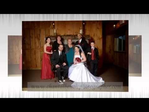 Winter wedding at Strathmere Inn, Manotik, Ontario  http://chantalbenoitphotographer.com/