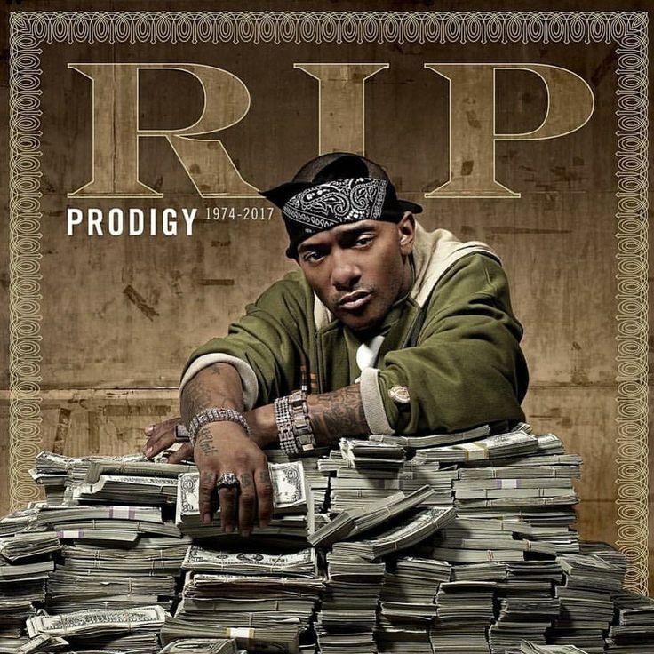 R.I.P. Prodigy  #Prodigy #MobbDeep #HipHop