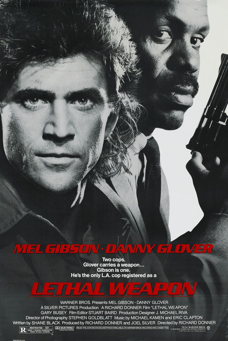 Directed by Richard Donner Produced by Richard Donner Joel Silver Written  by Shane Black Starring Mel Gibson Danny Glover Gary Busey Mitchell Ryan  Tom ...