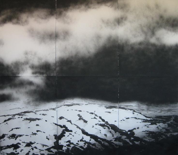 New work form Australian Landscape Artist - Darren Gannon