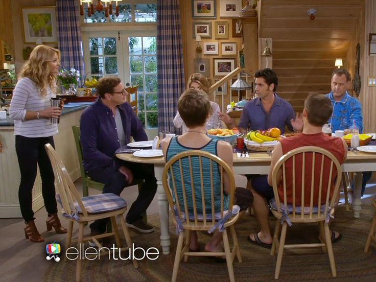 Fuller House Trailer Clip Debuts on The Ellen DeGeneres Show