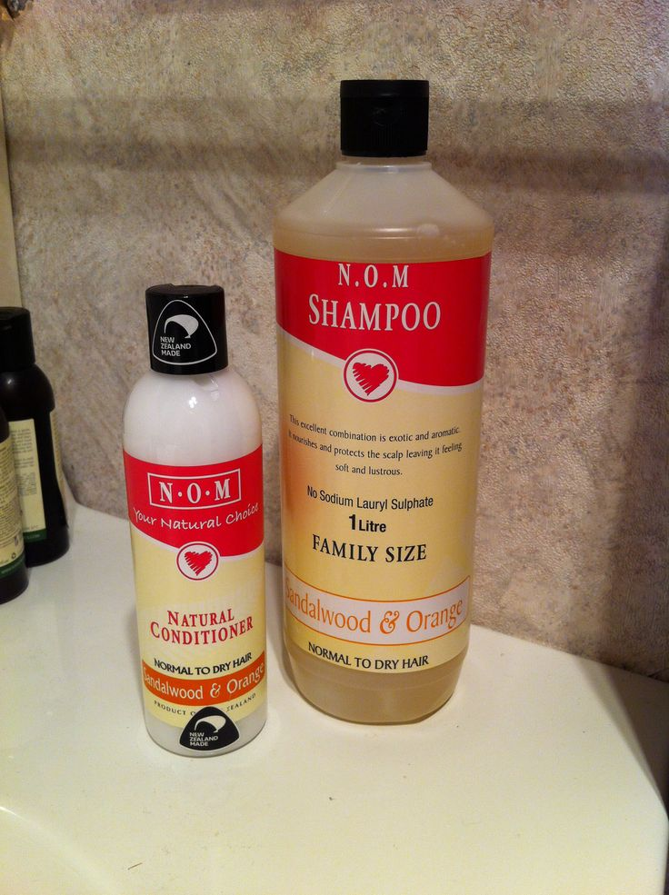 N.O.M (no ordinary moments) Shampoo & Conditioner