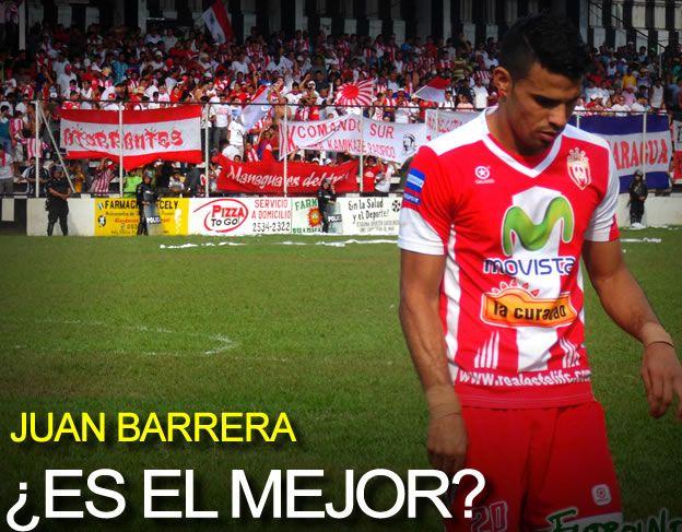 Juan Barrera  �Es El Mejor?
