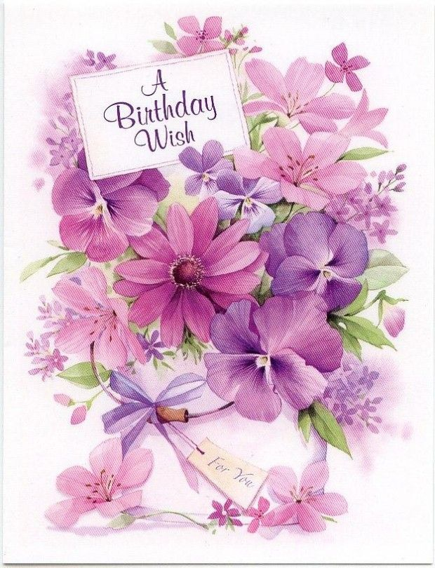 A Birthday Wish: Wishing my friend a beautiful day...Hopes and dreams I'm sending your way May all be good and all come true...On this very special day for you!