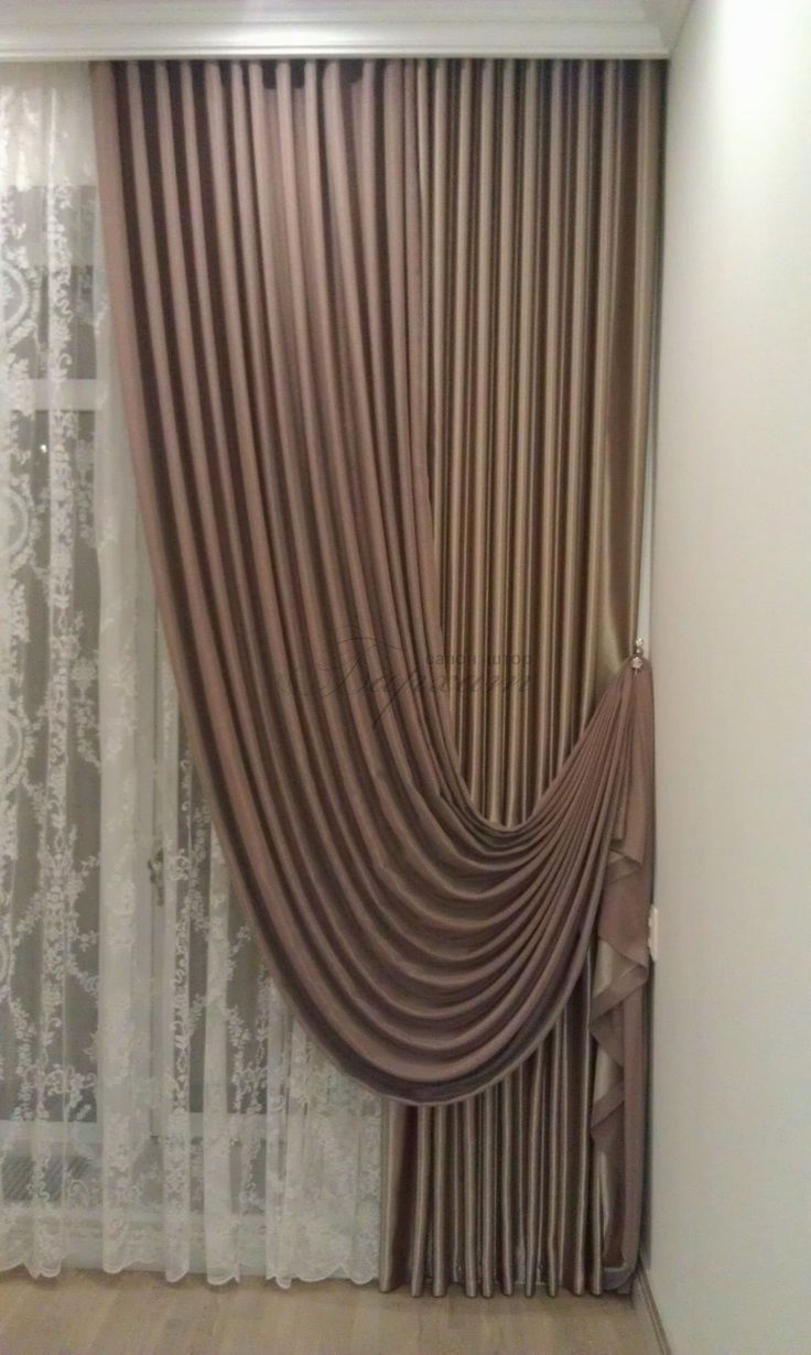 1000 Ideas About Window Drapes On Pinterest Curtains Bay Window Drapes And Half Moon Window
