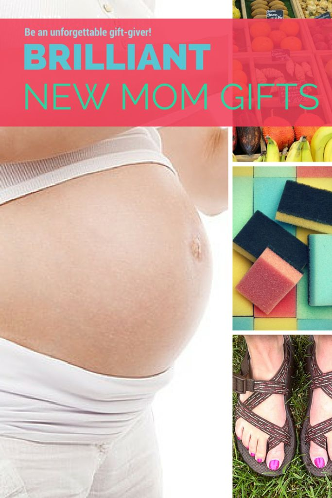 Baby shower gifts moms really WANT! Learn how to be an unforgettable gift giver for a new mom.| Jellibeanjournals.com