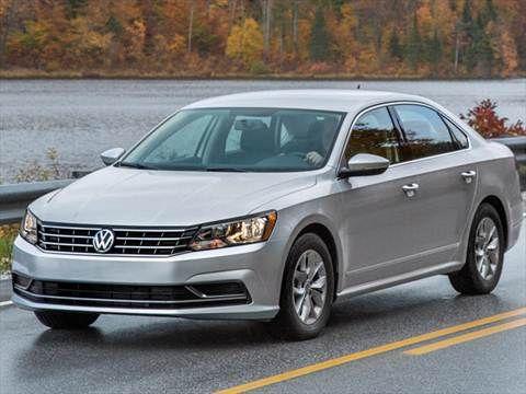 2018 Volkswagen Passat Expert Review