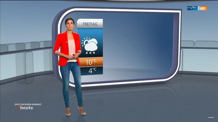 Stephanie Meißner | Wetter MDR Sachsen & SAH | 19.10.2016