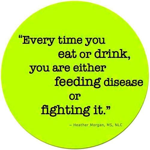 Which one are you doing? Deciding to put nutritious food into your body can be one of the best and healthiest decisions you make. #nutrition