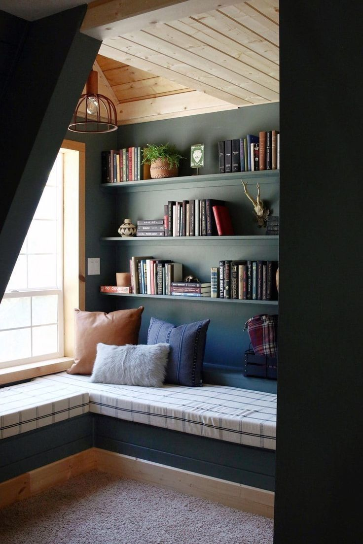 29 Cozy And Comfy Reading Nook Space Ideas Home A Frame C
