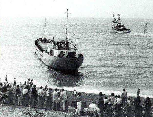 Strand Westkapelle (jaartal: 1970 tot 1980) - Foto's SERC