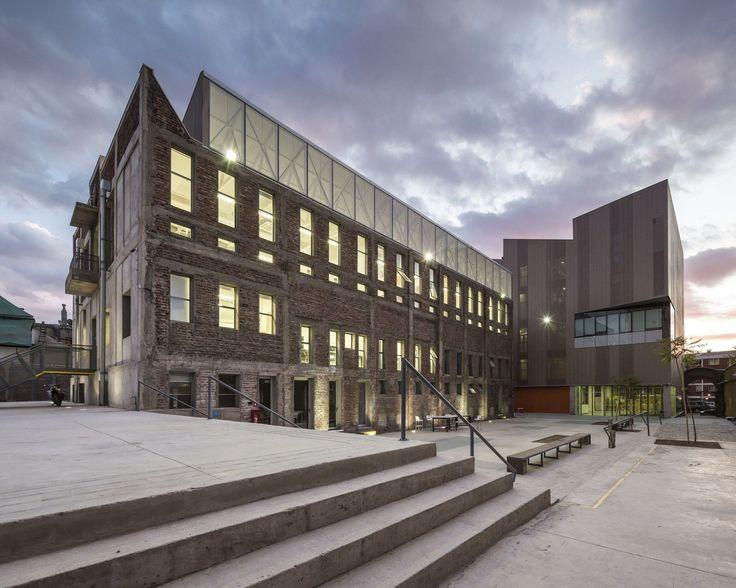 Creative Campus Universidad Andrés Bello / Schmidt Arquitectos Asociados