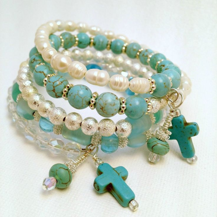 Memory wire bracelet... this one is sold but I can make one like it for you!