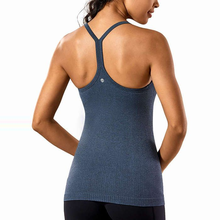 49++ Workout tank with built in bra inspirations