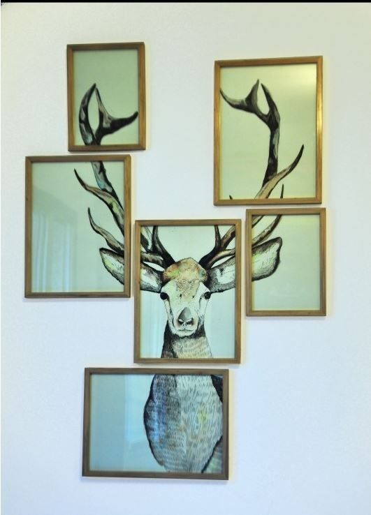 decora ciervos