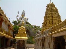 Murudeshwar Temple at Mangalore