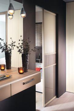 Suite parentale confort fanga placard rangement dressing penderie moba - Amenagement suite parentale dressing salle de bain ...