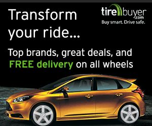 Free Shipping on Wheels at TireBuyer.com