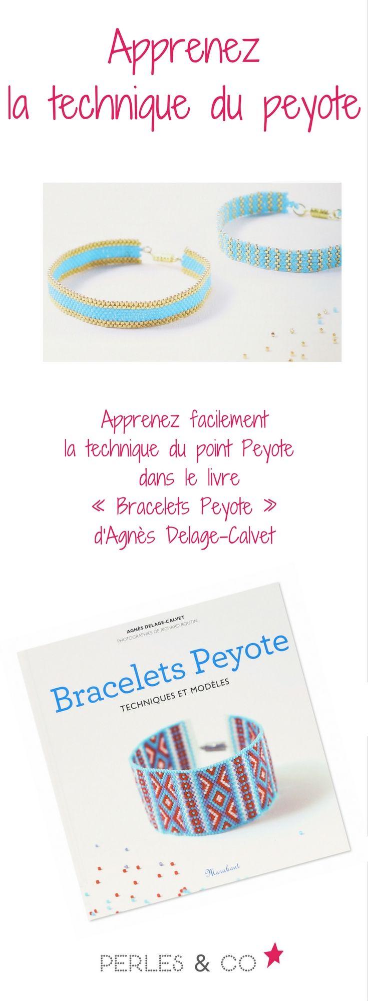 Vous révez de réaliser de jolies manchettes en perles? Voici un livre pour vous apprendre facilement la technique du point peyote. Retrouvez le sur le site de Perles & Co >> https://www.perlesandco.com/Bracelets_Peyote___Techniques_et_modeles-p-82347.html