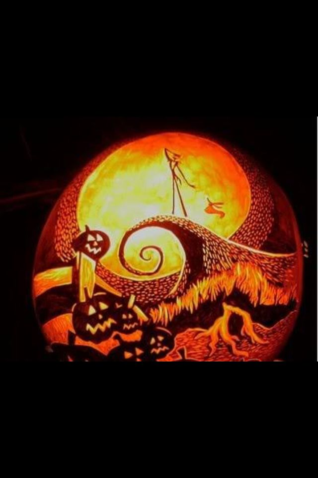 Nightmare Before Christmas Zero Pumpkin Carving - 2018 images ...