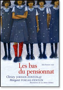 Les bas du pensionnat (version francaise de Fatty Legs)