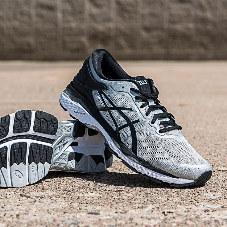 Enjoy the best of both worlds with the new ASICS GEL-Kayano
