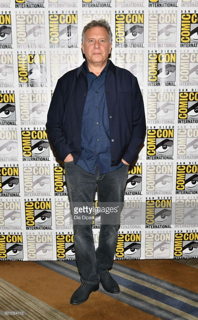 Other new characters in season 2: Dr Owens played by Paul Reiser