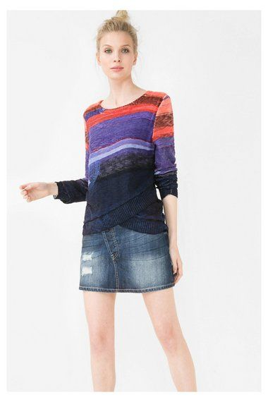 Sweaters Desigual Jumper Liest