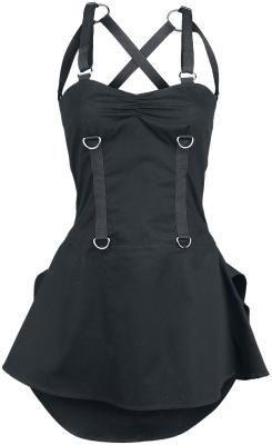 Short #Dress With #Hood - Vestido $99.99 € #Dress #vestido #gotico #darkness…                                                                                                                                                                                 Mais