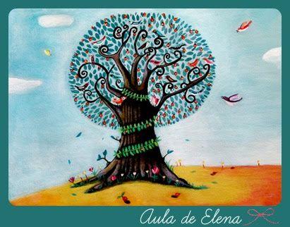 AMOR del Proyecto Emocionario en el blog Aula de Elena.