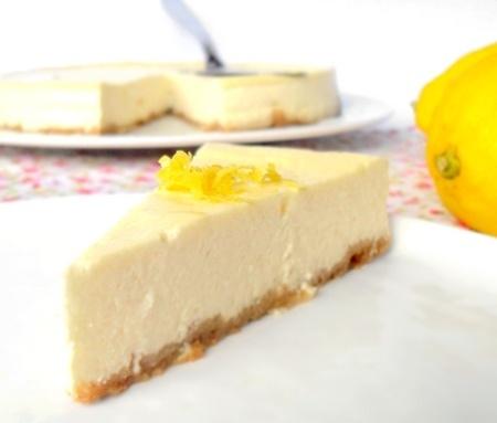 Cheesecake acidulé au citron