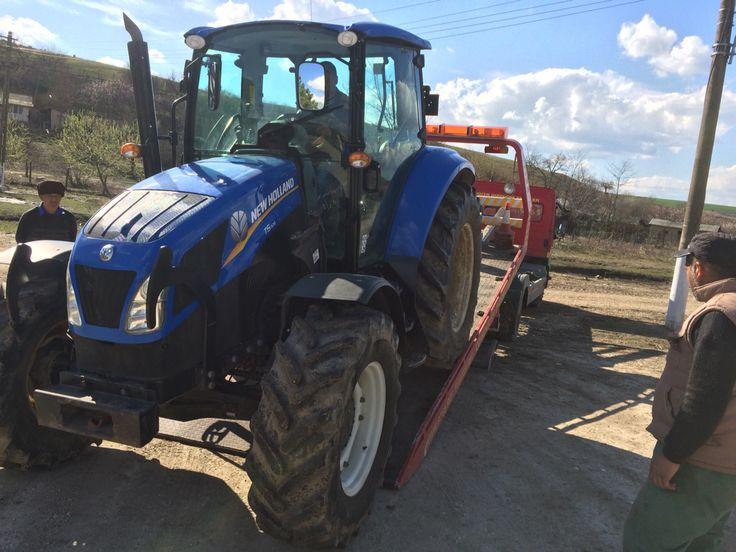 Tractari auto Constanta - utilaje agricole. Www.tractari-Ct.ro