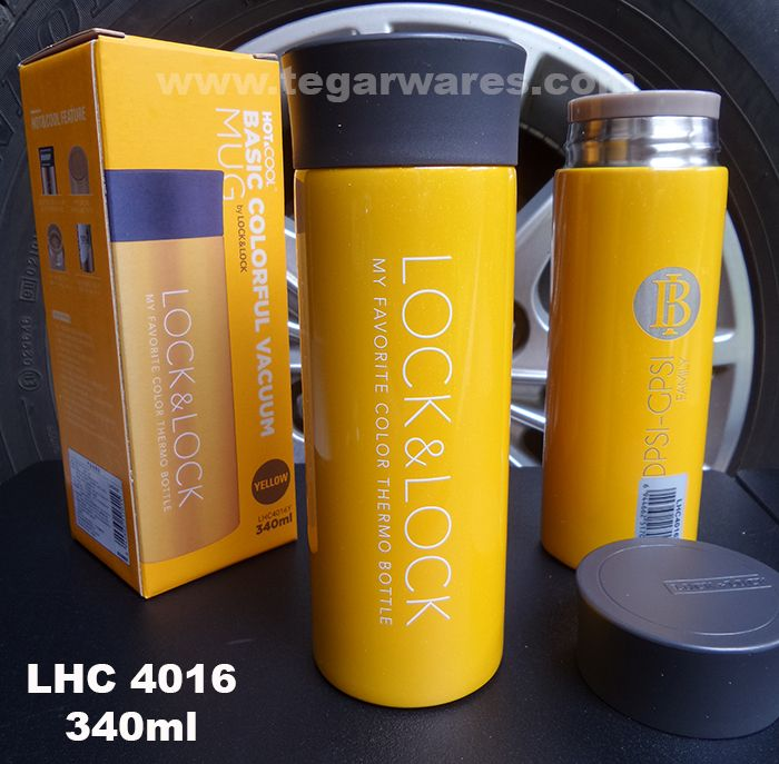 Lock & Lock Tumbler Series LHC 4016 Yellow, ordered bi DPSI GPSI Bank Indonesia (Family of the Department of Management Information Systems Management Information Systems Group of Bank Indonesia), Jakarta Indonesia.
