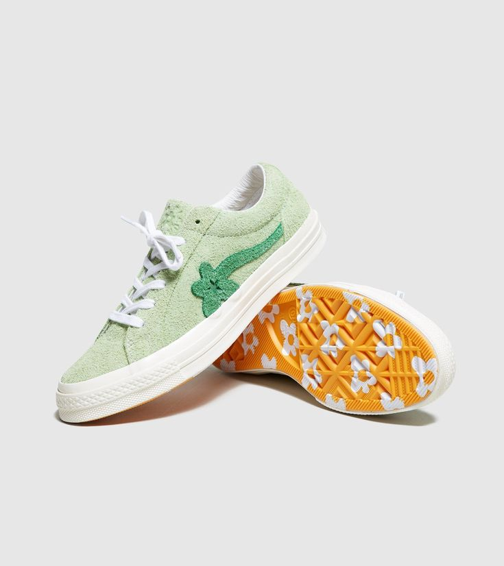 Converse x Tyler Golf Le Fleur One Star Women's - find out more on our site. Find the freshest in trainers and clothing online now.